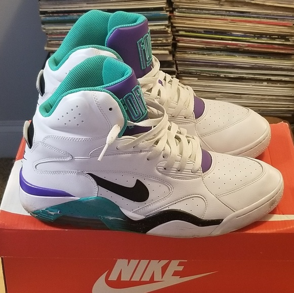 0af5408c7f inexpensive nike air force 180 midtops grape 9df93 97cb0